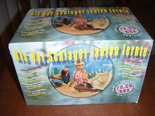 ALS DER SCHLAGER LAUFEN LERNTE 20 CD Set 2001 Various Artists Germany