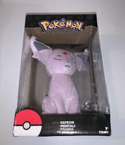 "Tomy Pokémon Espeon Exclusive 8"" Super Soft Plush Toy Collectable Teddy Collect"