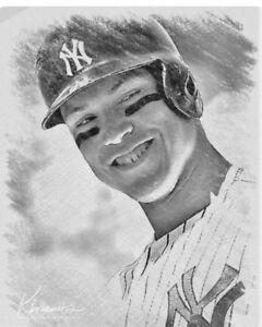 Aaron Judge New York Yankees PhotoArt Print Pic Var Sizes & Options All-Star ROY