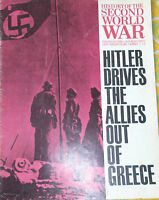 HISTORY OF 2nd WORLD WAR, Vol.2,No.2, HITLER DRIVES ALLIES OUT OF GREECE