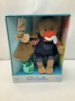 Manhattan Toy: Wee Baby Stella - Farmer / Gardener Set - NEW