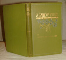 A Bank Of Violets by Fanny H. Runnells Poole 1895 Poetry