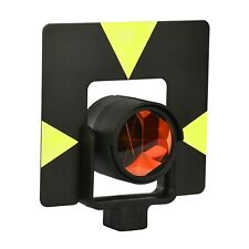 AdirPro Leica Style Mount Total Station Prism and Reflective Target Plate