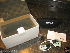 UVEX Safety Glasses By Honeywell L596S Laser Glasses, Light Gray, Uncoated