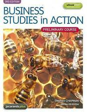 Business Studies in Action: Preliminary Course by Natalie Devenish