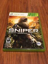 Sniper: Ghost Warrior (Microsoft Xbox 360, 2010) Complete!