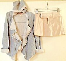 Ragdoll & Rockets Boutique Girls Cardigan & Skirt Size 6/6x