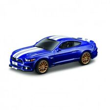 FORD MUSTANG GT 1:64 Azul