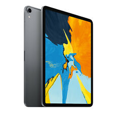 "Apple iPad Pro 11"" 2018, WiFi 512GB BT 5.0  IPS Face ID grau"