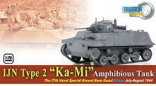 DRAGON ARMOUR 1/72 MILITAIRE TANK CHAR AMPHIBIE IJN TYPE 2 KA-MI 27Th NSGBG 1944