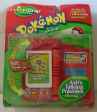 Pokemon Ash's Electronic Talking Pokedex Thinkchip Train Your Figures Think Chip