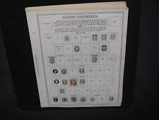 Austria On Minkus Pages 1850-1963