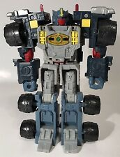 Transformers Armada Optimus Prime Powerlinx Figure Truck Cab Super Class Unicron