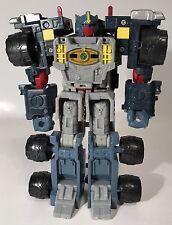 Transformers Armada Optimus Prime Powerlinx Figure Truck Cab Super Class Unicron