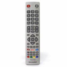 New Genuine Sharp Aquos Remote Control Netflix 3D TV SHW/RMC/0115 SHW RMC 0115