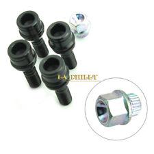 Locking Lug Bolts & Keys Code Guard Wheel Lock Set for BMW E53 X5 #36136773191