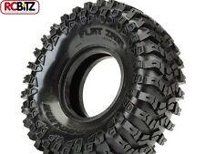 "ProLine Flat Iron 1.9"" XL G8 Rock Terrain Tyres With Memory Foam Inserts Pl10112-00"