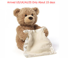 Teddy Bear Peek a Boo Play Hide And Seek Lovely Cartoon Birthday Gift Cute Gift