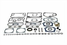 Complete Engine Motor Gasket Seal O Ring Kit Set Harley Big Twin Evo 1992 - 1999