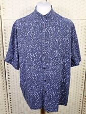 Vintage 90s Summer Shirt L XL Fresh Prince Abstract Festival 80s Retro Oversized