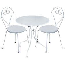 Sedie E Tavoli In Ferro Per Giardino.Set Di Tavoli E Sedie Da Esterno In Ferro Acquisti Online Su Ebay