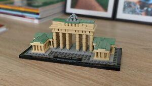 LEGO Architektur Brandenburger Tor (21011) Gebraucht ohne OVP & BA