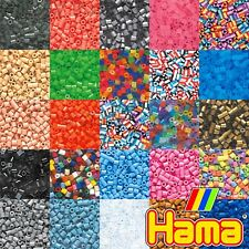 Hama Beads 1000 Pieces - 69 Colours Childrens Boys & Girls Kids Craft Supplies