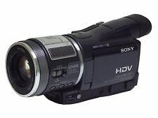 Sony Handycam HDR-HC1E MiniDV Camcorder - HDV / DV Digital Video Camera Recorder