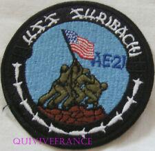 PUS489 - US NAVY USS Suribachi AE-21 vintage patch