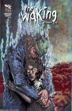 The Waking : Dreams End #4 (4B cover) ~ Zenescope horror comic