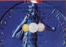 (BU.22)  COFFRET FRANC BRILLANT UNIVERSEL 2000