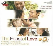 The Feast of Love by Charles Baxter (2007, CD, Unabridged)