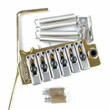 NEW Wilkinson WVS50IIK Gold Tremolo Bridge for Strat type guitars