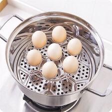 Stainless Steel Egg Steamer Rack for Pressure Cooker Basket Multifunctional Hold