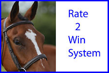 Rate to Win Betfair Racing Betting System - Make Money!