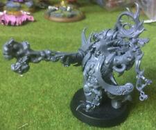 Warhammer 40K - Death Guard - Nurgle Plague Caster Sorcerer (REF 2) - Exc Con