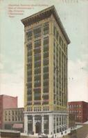 Chattanooga, TENNESSEE - Hamilton National Bank Building - 1910 - ARCHITECTURE