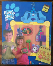 Blue's Clues Party Kit How to Host a Kids Party NEW SEALED