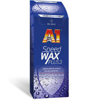 Dr.Wack A1 Speed Wax Plus 3 Autopolitur Lack Schutz Wachs 500 ml