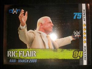 Slam Attax 10 WWE WWF OMG-Card Nr. 53 Ric Flair Sammelkarte Trading Card