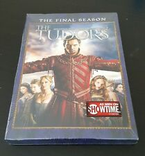 The Tudors: Complete Fourth / Final Season (DVD) 4 4th tv show series finale NEW