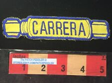 VTG CARRERA BRAND HAT/JACKET PATCH 63H