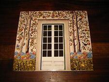 PORTUGAL HOUSES COLLECTION BACK WINDOW GARDEN DECOR TILE POTTERY CARBOILA