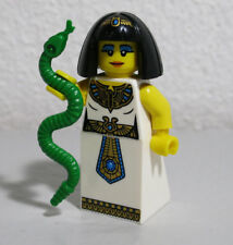 Egyptian Queen Series 5 Cleopatra Green Snake Egypt LEGO Minifigure Mini Figure
