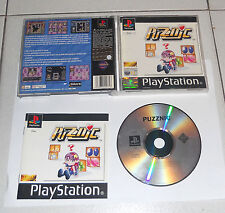 PS1 Playstation 1 PUZZNIC - PsOne PAL ITALIANO