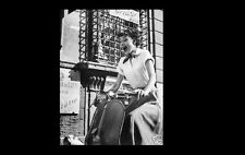 AUDREY HEPBURN PHOTO roman holiday film photograph rare