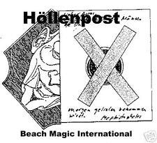 Höllenpost, ein Kunststück der Miracle Class by Astor