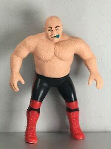 """WWF LJN  George """"The Animal"""" Steele WRESTLING FIGURE"""