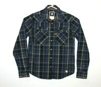 G Star Raw Perth Adams Shirt L/S Men's Size Medium