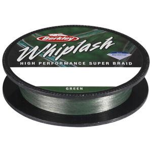 """150m BERKLEY """"Whiplash Grün/Green"""" Ø 0,10mm - 14,1kg Rest von der Großspule"""